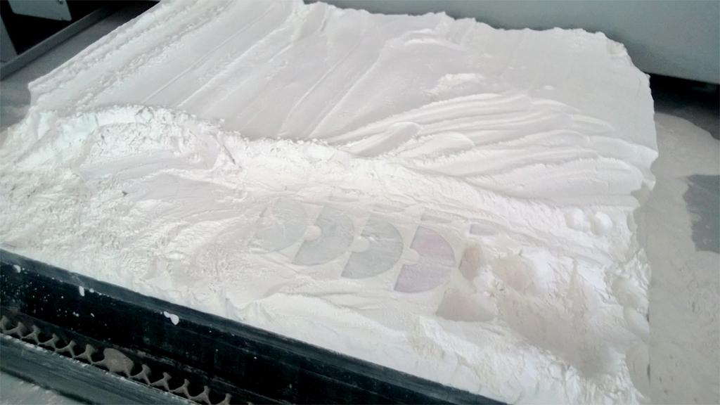 powder 3D printing