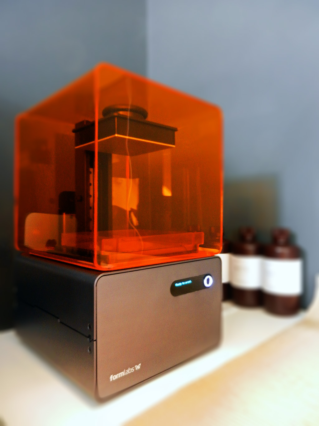 form+1 3D printer from formlabs