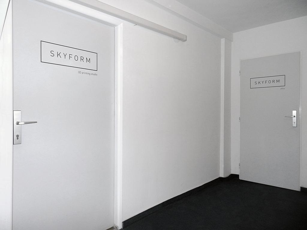 dvere SKYFORM