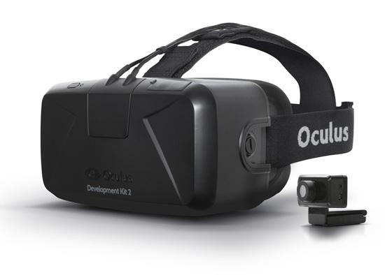 Oculus development kit 2