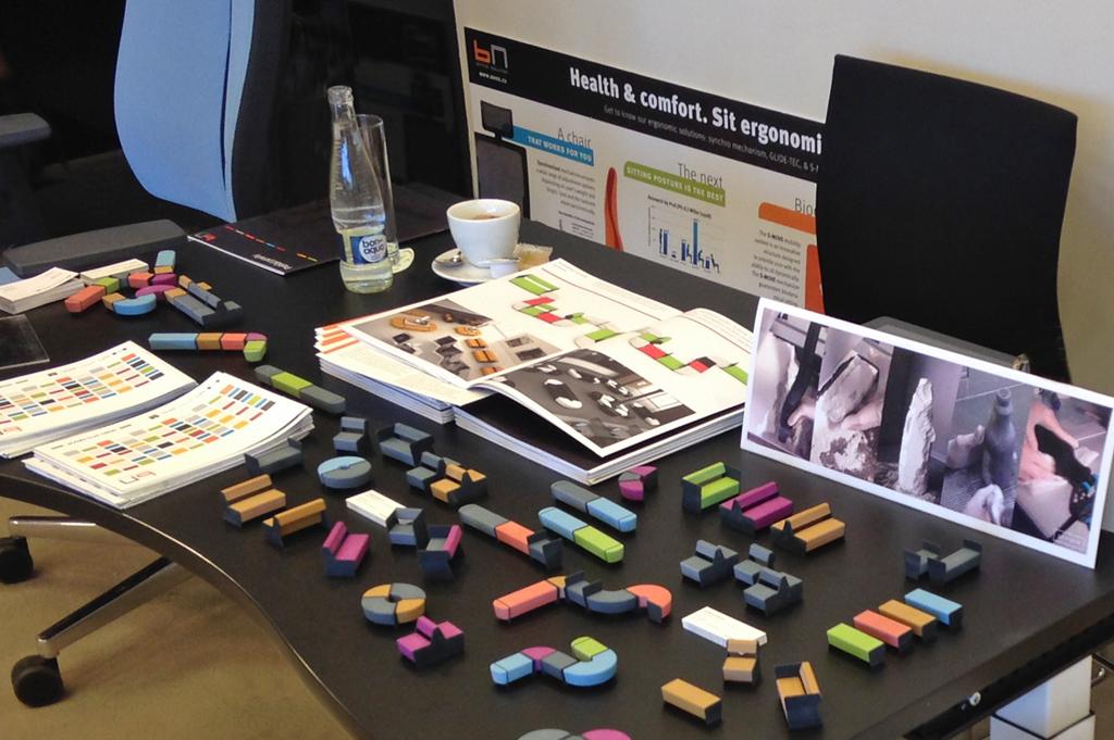 magnes II 3D prints