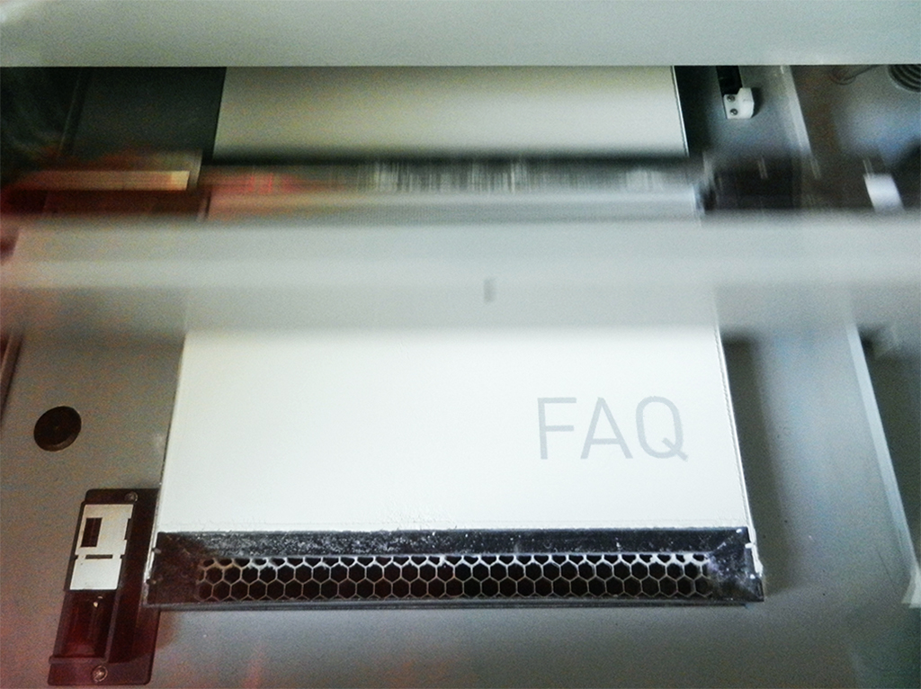 FAQ 3D printing