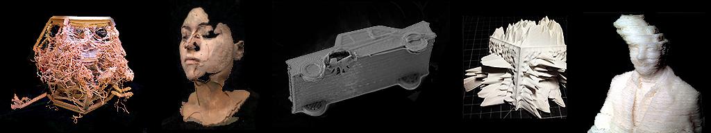 chyby 3D tlače