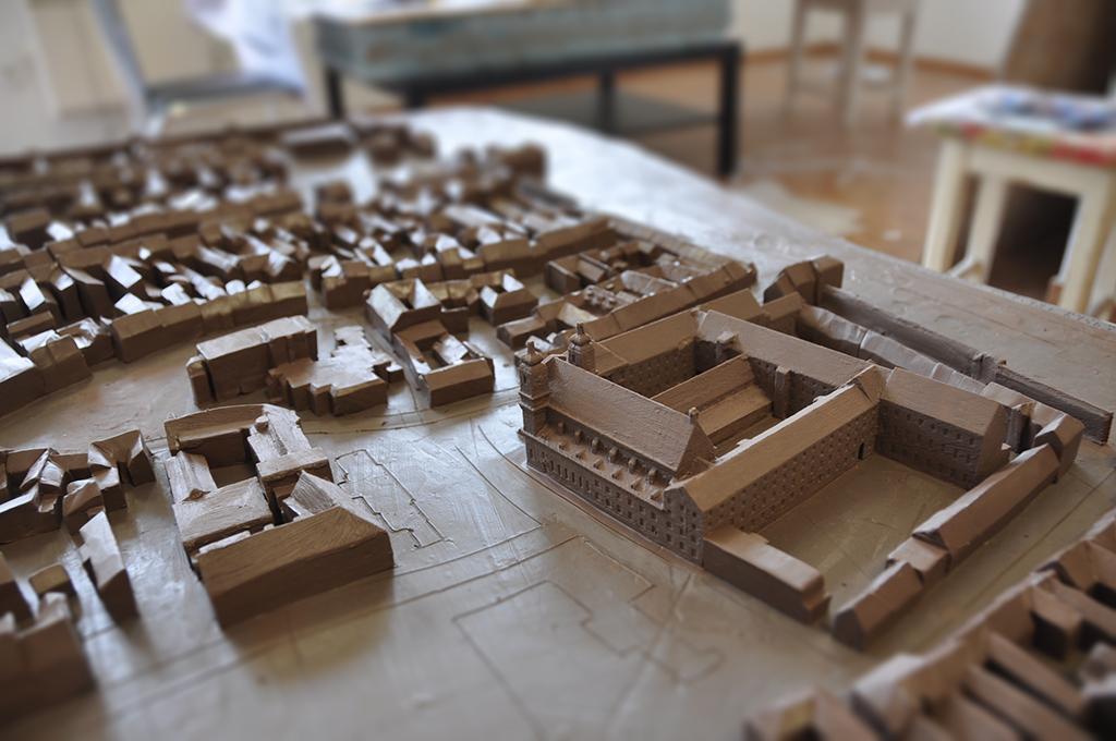 3d tlač postprodukcia model Trnava