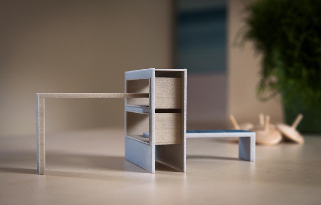 3D printed Sand Nowy Styl SKYFORM