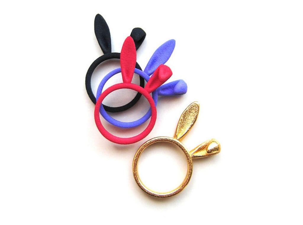 3D tlačené prstene