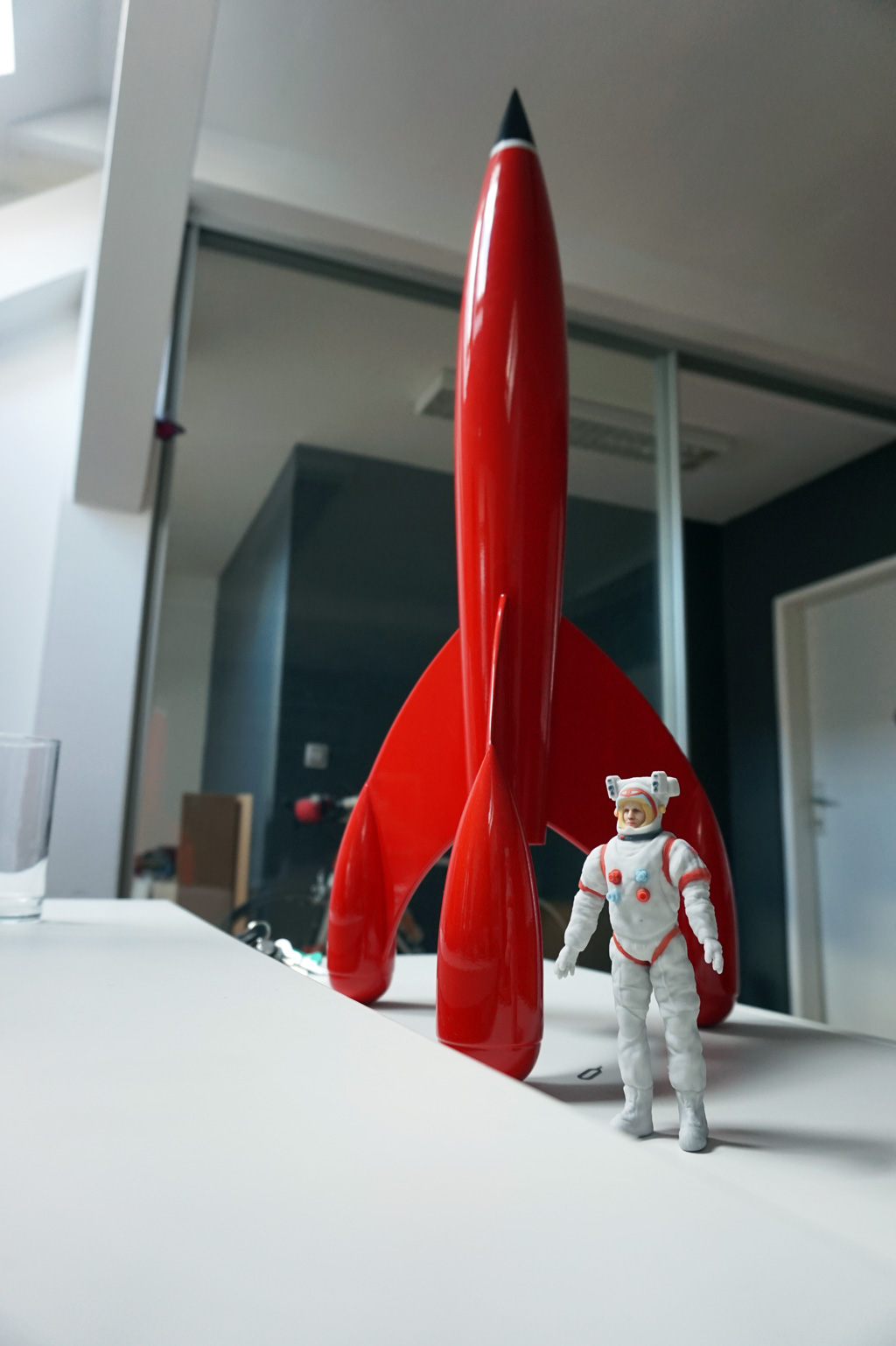 3d printed astronaut