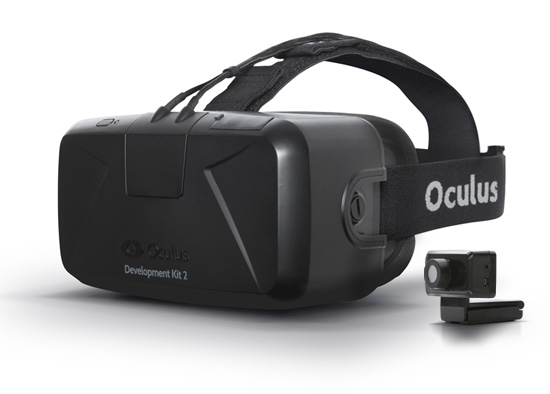 Oculus development kit 2