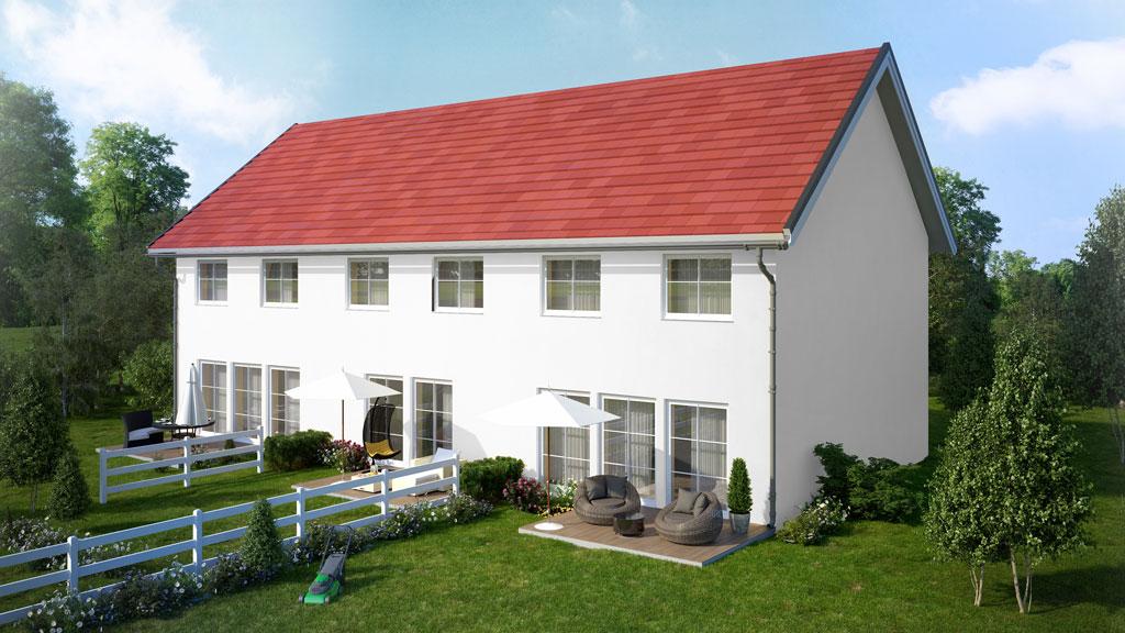 Velm architectural 3D visualisation