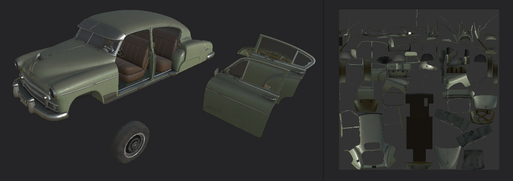 car-in-substance-painter